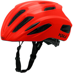 Kali Prime Casco, matte red